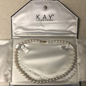 100% Authentic Pearl Necklace